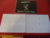 Pro Guard Hockey Scorebook Score Book
