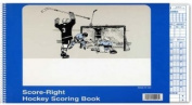 Score-Right 30 Game Hockey Scorebook