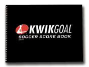 Kwik Goal Oversized Soccer Score Book