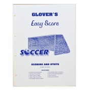 Glovers Scorebooks Soccer Scoring and Stats Sheets