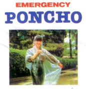 Emergency Waterproof Raincoat Poncho One Size 3 Pack
