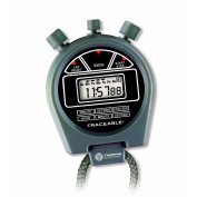 Thomas 1043 Three Button Stopwatch, 0.1 Percent Accuracy, 2-0.3cm Diameter x 1.6cm Thick