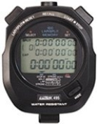 Stackhouse 3 Row Timer Stopwatch