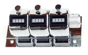 Keson KDT5M mounted Tally Metre with 5 counters