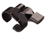 Kwik Goal Fox 40 Pearl Finger Grip Whistle, Black