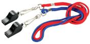Regent MacGregor PVC Sports Whistles, Multi, Small