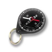 Silva Black Compass w/Keychain 2801206