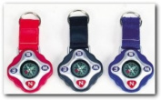 SE Compass - Outdoor With Strap And Keychain, 5.1cm x 5.1cm .