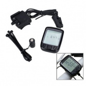 SD-563A LCD Cycling Bicycle Bike Computer Odometer Speedometer Waterproof