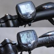 Multifunction Wireless Bike stopwatch Odometer Speedometer Bike cyclometers waterproof cycle computer