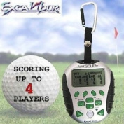 Excalibur 468-CS-RS Digital Golf Scoring System