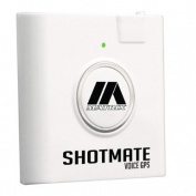 Matrix Shotmate Voice GPS Rangefinder Golf Compact Slim Preloaded