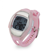 Sportline Solo 925W Women's Heart Rate Monitor + Pedometer Watch