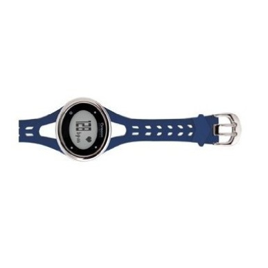 Heart Rate Monitor Watch Colour: Blue