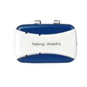 Pedusa PE298 WalkFit Talking Pedometer