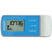 Omron Hj-323U Tri-Axis Pedometer with USB Plug