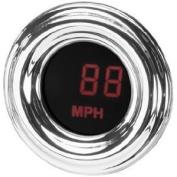 Dakota Digital MCL-4013 Mini Speedometer Red MCL-4013R-R