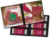 St Louis Cardinals Ticket Album, Holds 96 Tickets