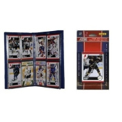 C & I Collectables 2010SABRESTS NHL Buffalo Sabres Licensed 2010 Score Team Set and Storage Album