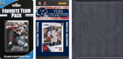 C & I Collectables 2010HOUTEXTSC NFL Houston Texans Licensed 2010 Score Team Set and Favorite Player Trading Card Pack Plus Storage Album