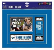 "Toronto Blue Jays My First Game Ticket Frame ""Frame It Yourself"""
