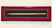 Drumstick Frame - Wall Display Case Green 2 Sticks