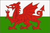 Wales National Flag 1.5m x 0.9m