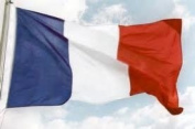 1.5m x 0.9m France French Material Flag