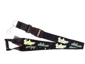 South Florida Bulls Lanyard Keychain Id Ticket Clip - Black