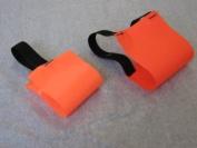 Safety Flag AB-3 Fluorescent Reflective Armbands, Orange