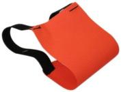 Safety Flag AB-4 Fluorescent Reflective Armbands, Orange