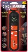 Nite Ize NCM-03-10 Cinch Marker Reflective LED Elastic Loop Safety Marker, Red