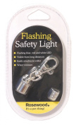 (Rosewood) High Visibility Flashing Safety Light