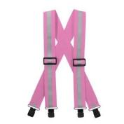 Suspenders (Pink)