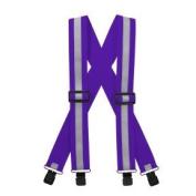 Suspenders (Purple)