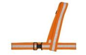 Sash (Neon Orange)