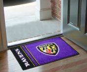 Baltimore Ravens Starter Rug 50.8cm x76.2cm