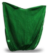 One Dozen Youth Kelly Green Mesh Scrimmage Vests
