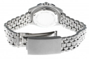 Peugeot Women's 181BK Silver-Tone Sport Bracelet Watch