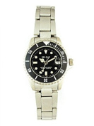 Midsize Stainless Dive Watch