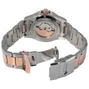 Stuhrling Original Men's 161.332242 Nautical Regatta Automatic Date Diver Bracelet Watch