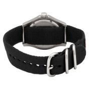Momentum Men's 1M-SP00B8B Atlas Black Dial Re-Ply Nylon Strap Watch