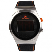 Hugo Boss 1512759 Orange Collection Nylon Strap Men's Watch