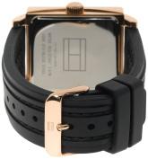 Tommy Hilfiger Men's 1790702 Rose Gold Plated Rectangular Case Sport Watch