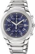Seiko Men's SNA417 Alarm Chronograph Watch