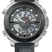 BOSS ORANGE Analogue/Digital Fabric Mens Watch 1512680