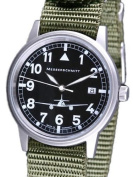 Messerschmitt 38mm Steel Case Aviator Watch ME262S