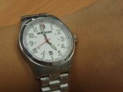 Wenger Swiss 01.0541.107 Terragraph Men's Watch