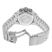 Invicta Men's 10845 Subaqua Sport Grey Carbon Fibre Dial White Silicone Watch