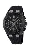 Men's Watch LOTUS 15803/1 - Chronograph - Rubber Band
